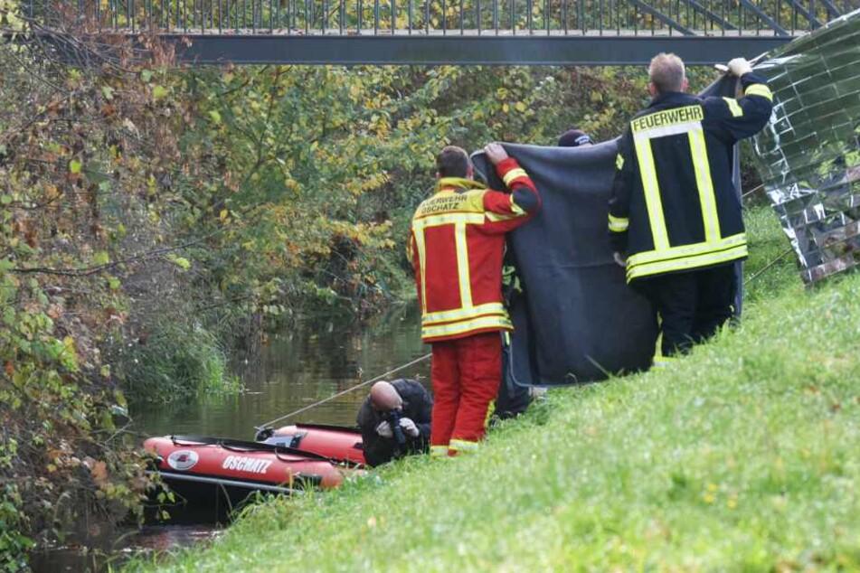 Grusel-Fund! Fährmann entdeckt Leiche in der Elbe