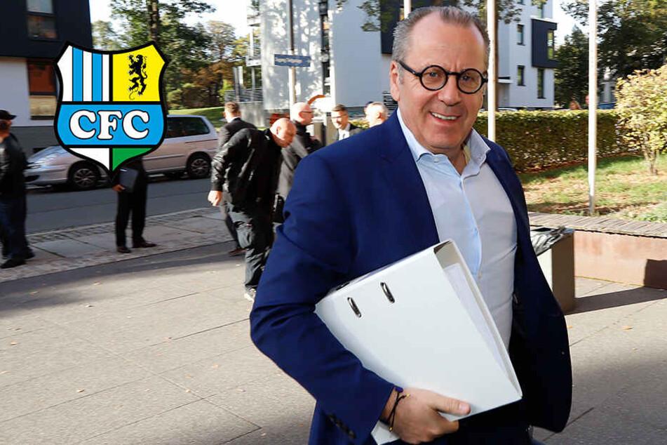 Insolvenzverwalter Siemon gründet CFC Fußball GmbH!