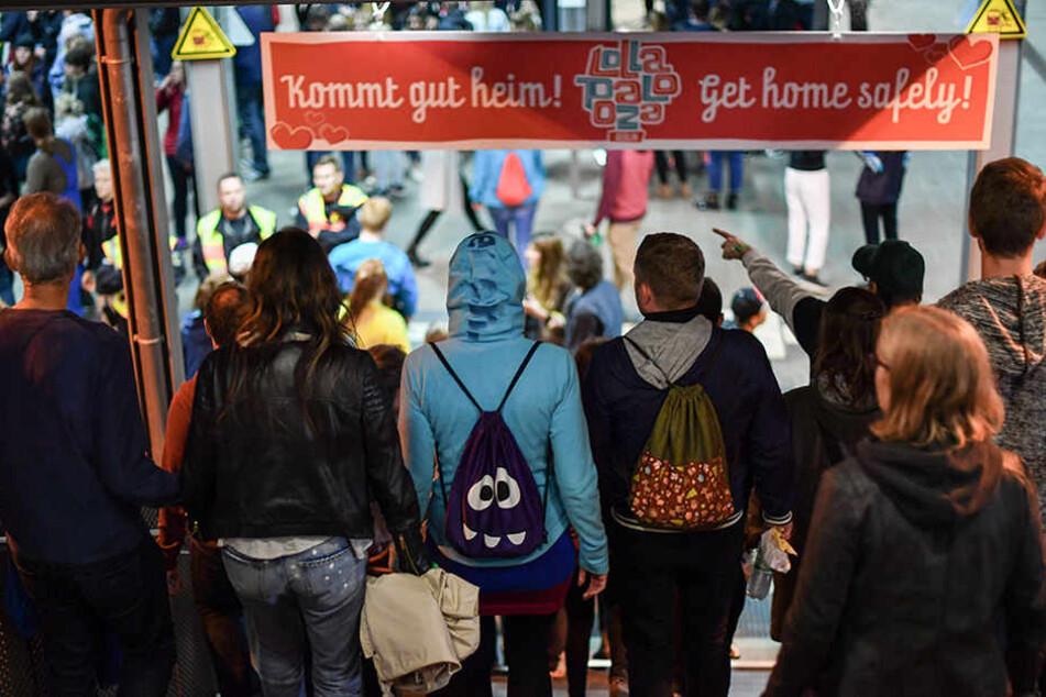 Lollapalooza-Fazit: Viel Chaos, aber der Wille zur Besserung war da
