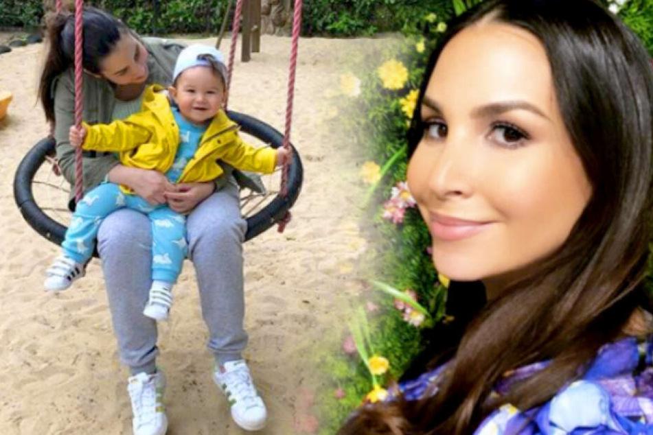 "Sila Sahin über hartes Mama-Leben: ""Ein Kind ist wie kein Kind"""