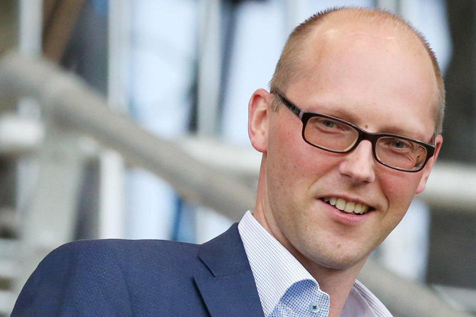 FSV-Sprecher Tobias Leege fordert Punkte vom Coach.