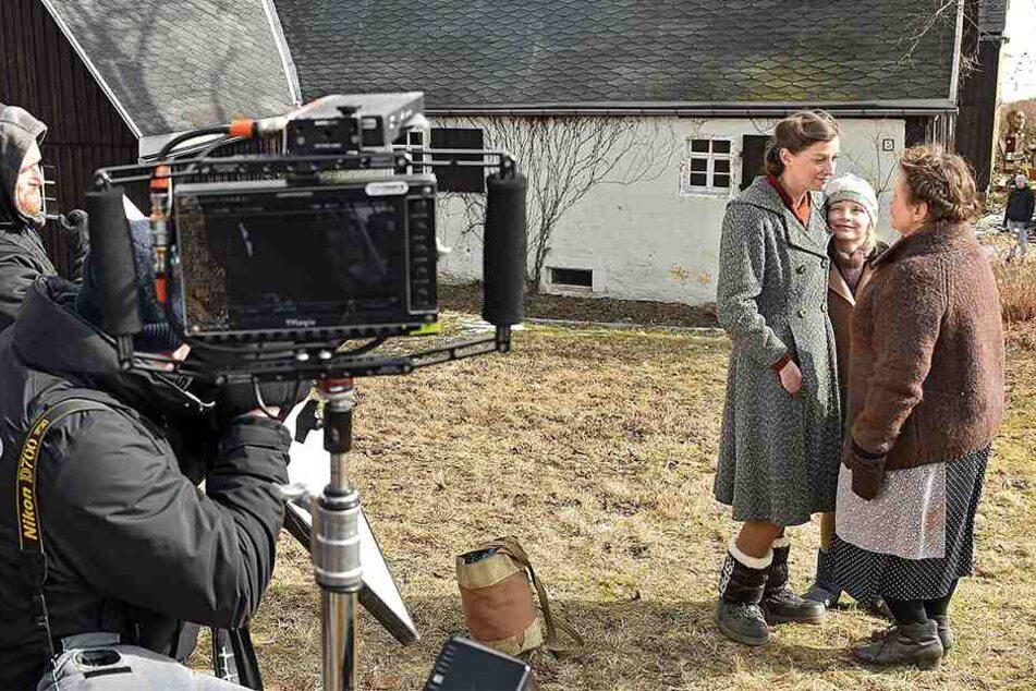 In Sachsen gedrehter Film mit Alexandra Maria Lara feiert Premiere
