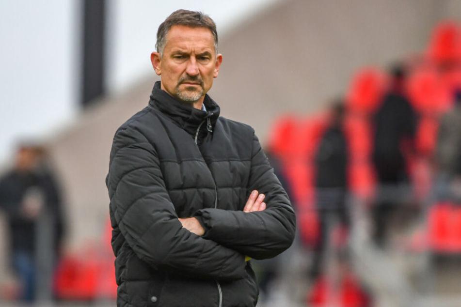 Achim Beierlorzer könnte Trainer beim 1. FC Köln werden.