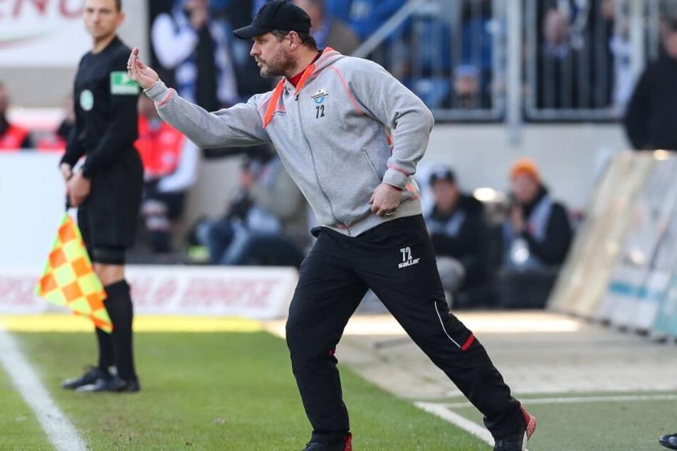 Trainer Steffen Baumgart weiß genau, was den SCP mit St. Pauli erwartet.