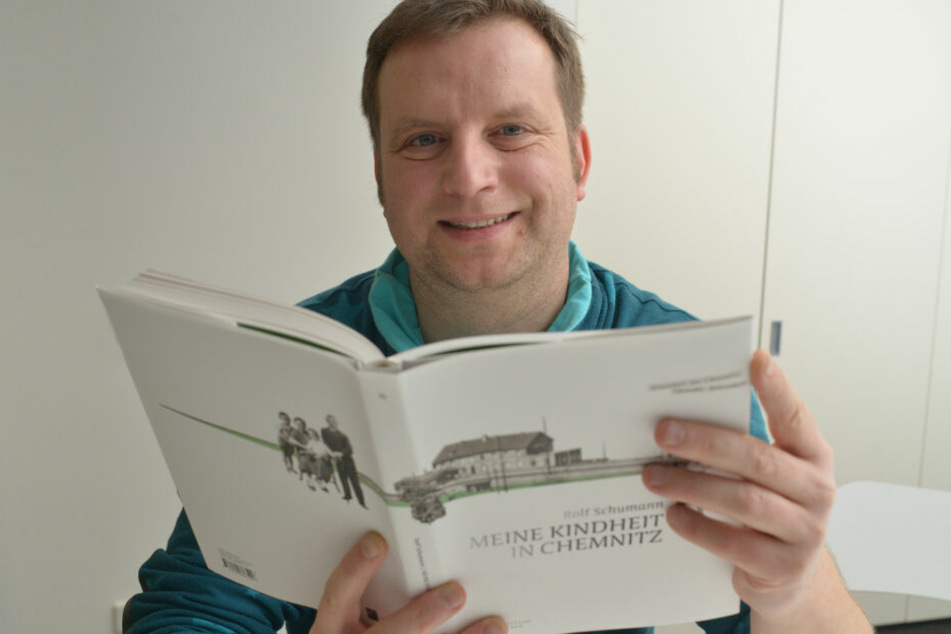 """""""Meine Kindheit in Chemnitz"""": Buch feiert Premiere"""