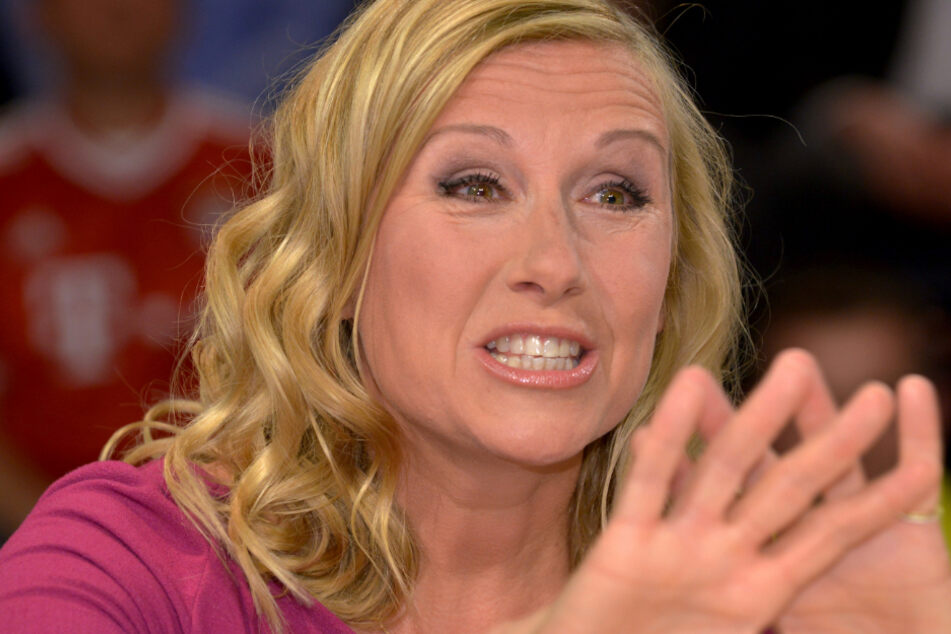 Fremdschäm-Moment beim ZDF-Fernsehgarten: Andrea Kiewel macht Nackt-Angebot