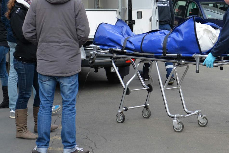 Die tote Frau wurde in Frankfurt-Bockenheim gefunden (Symbolbild).