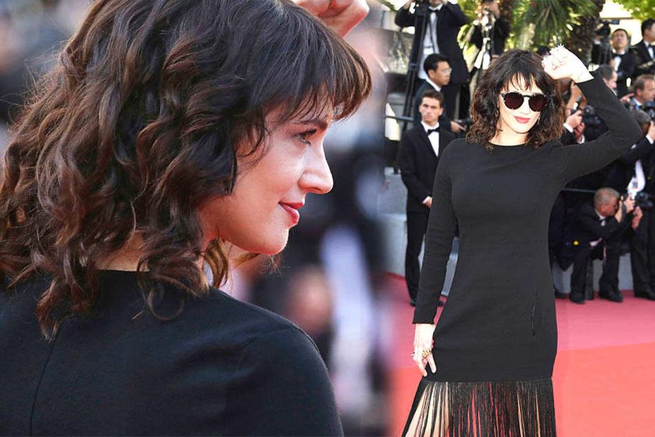 Asia Argento (42) gilt als MeTioo-Begründerin. Sie brachte die Weinstein-Affäre ins Rollen.