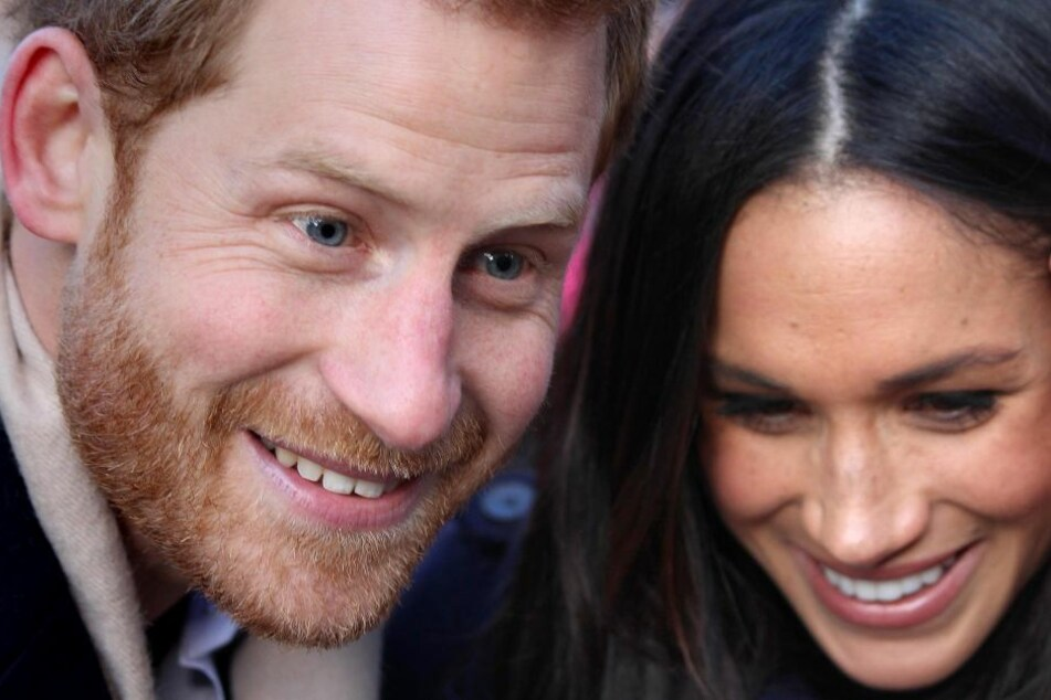 Er hat die schöne Nase an Land gezogen: Prinz Harry.