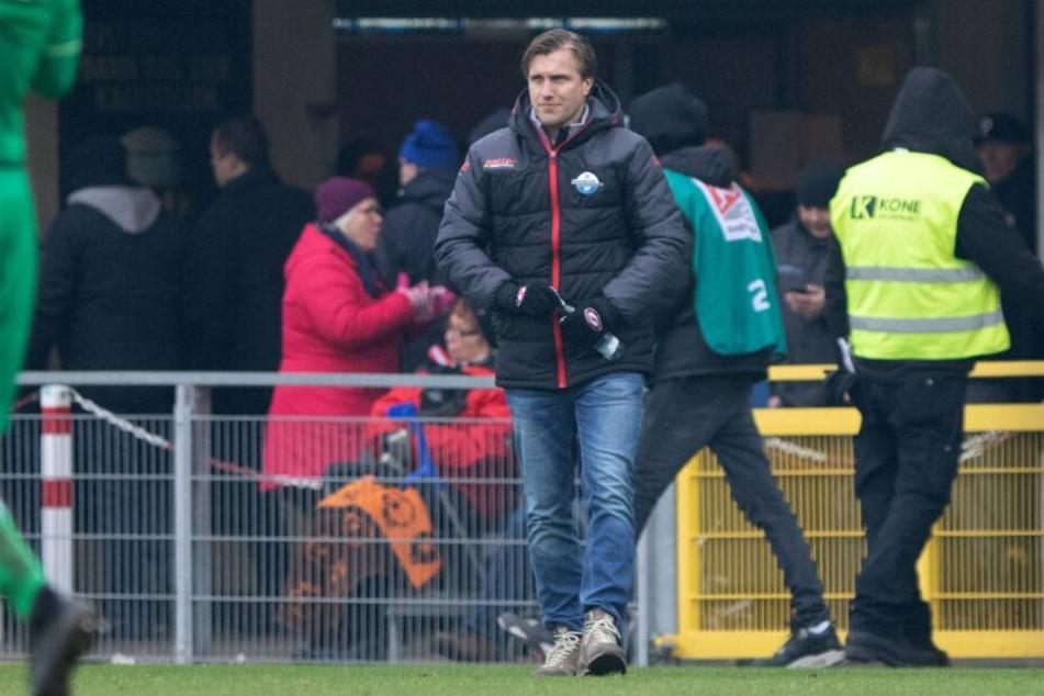 Führt der Weg von SCP-Manager Markus Krösche zu RB Leipzig?