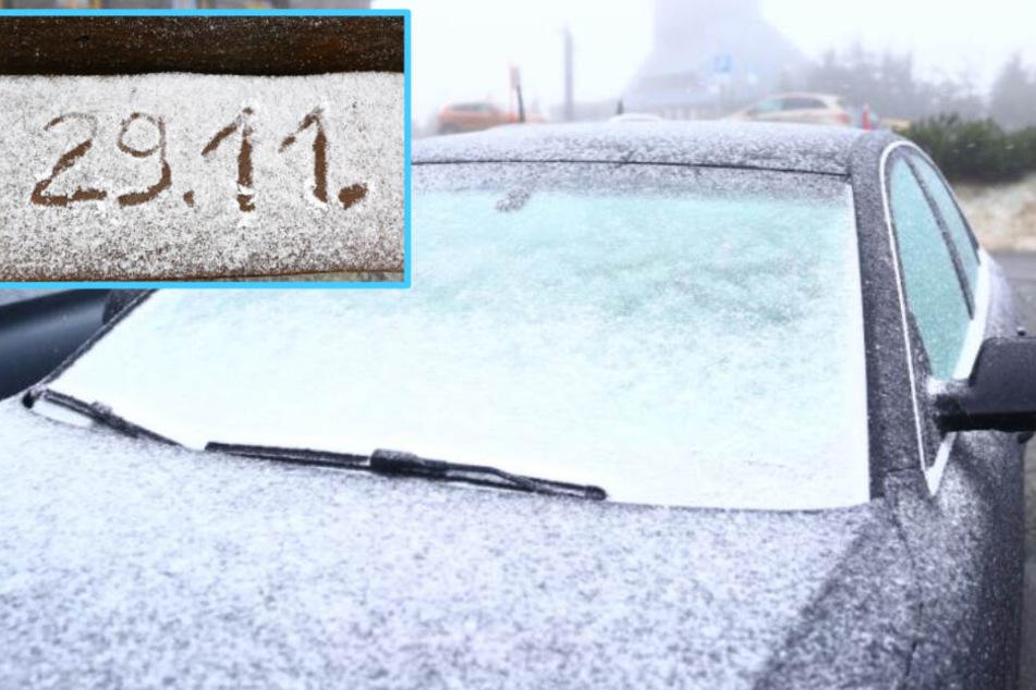 Schnee am Fichtelberg: Kommt der Winter pünktlich zum ersten Advent?