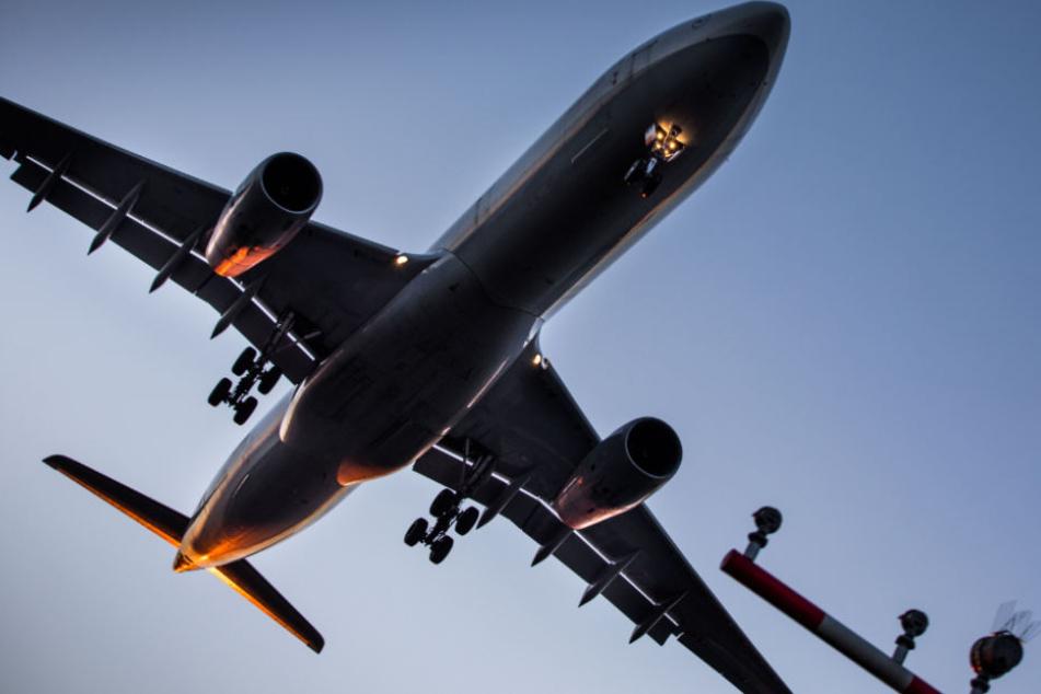 Durch die Regelung gibt es östlich des Airports zusätzlich an 70 bis 80 Tagen im Jahr Fluglärm (Symbolfoto).