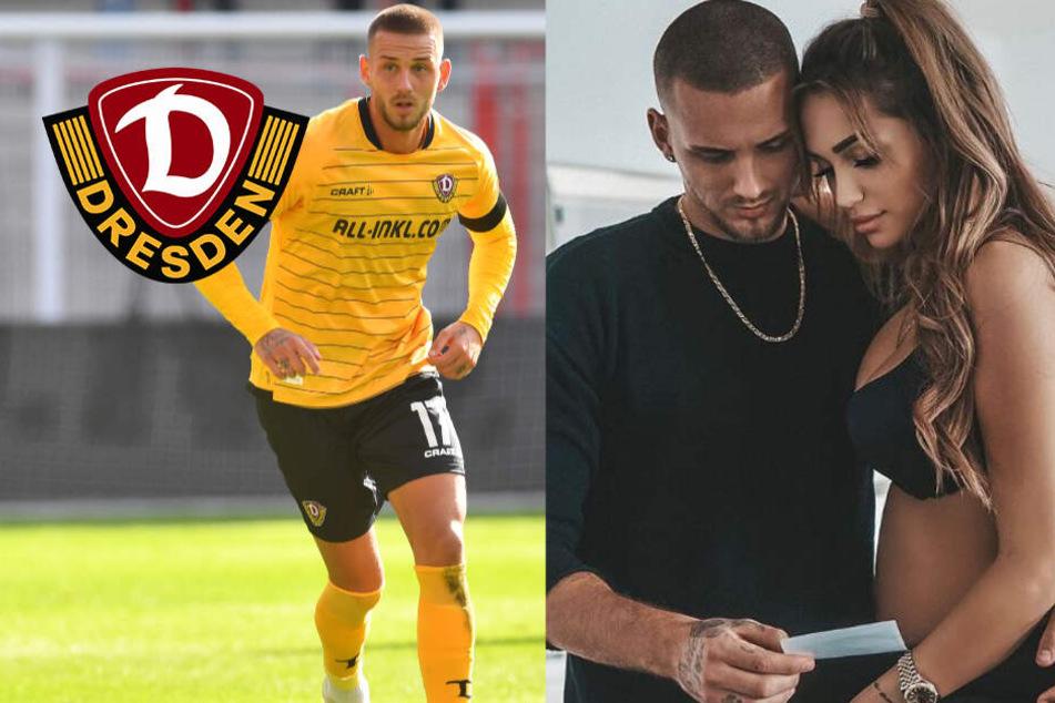 Baby-News bei Dynamo Dresden: Klingenburg wird Vater