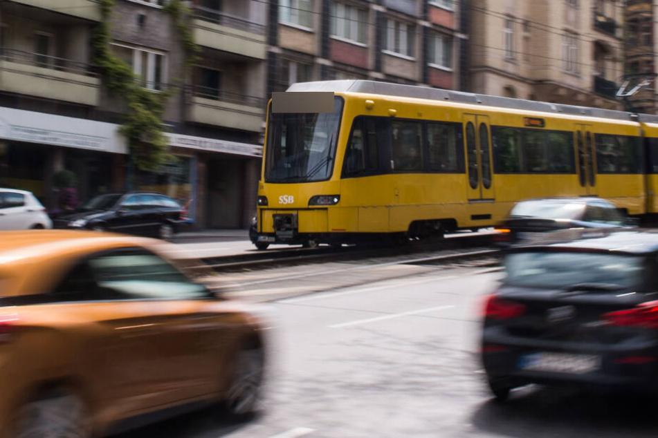 In einer Stuttgarter Stadtbahn kam es zu einer sexuellen Belästigung. (Symbolbild)