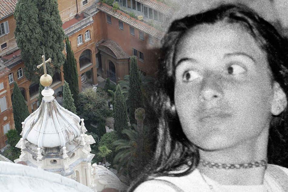 Ihr Vater diente dem Vatikan! Mädchen spurlos verschwunden: Geöffnete Gräber auf deutschem Friedhof leer
