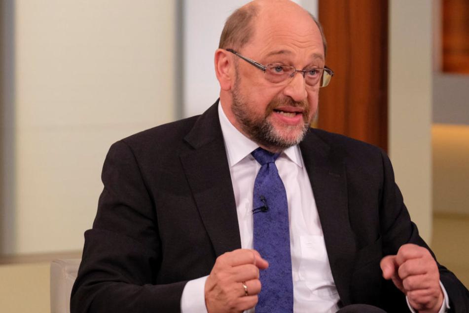"""Klare Ansage von Martin Schulz zu Maaßen bei """"Anne Will"""": Am Dienstag ist alles vorbei"""