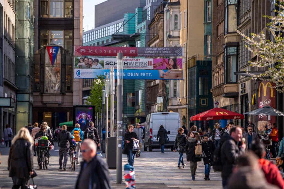 Die Wirtschaft in Leipzig profitiert vom neuen Mindestlohn: Die Kaufkraft wächst durch das Mindestlohn-Plus in diesem Jahr um rund 4,5 Millionen Euro.