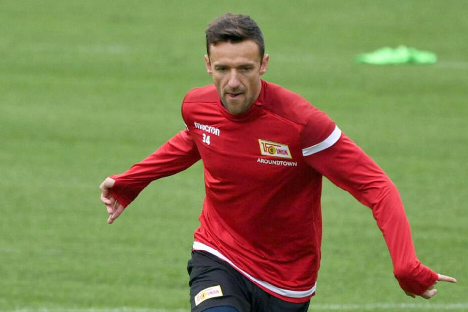 Christian Gentner wechselte im Sommer vom VfB Stuttgart zu Union Berlin.