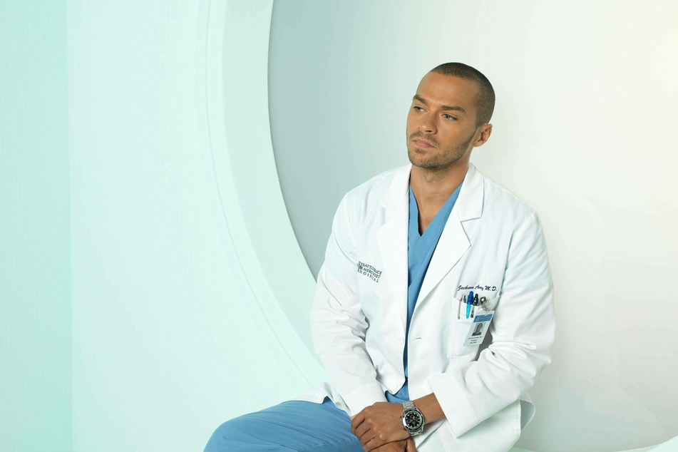 Jesse Williams portrayed the character Dr. Jackson Avery over 10 years.