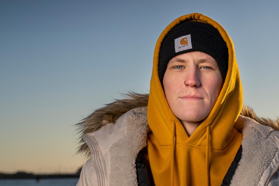 Ex-Postbote Nathan (26) steht mit Seemanns-Song plötzlich an deutschem Chart-Gipfel