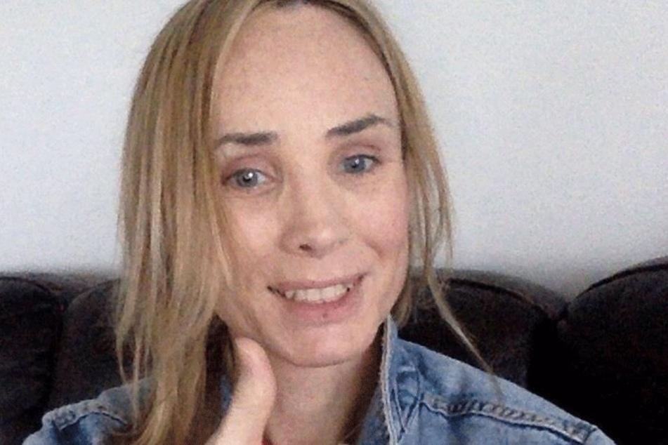 Natalie Woods (42) auf einem Facebook-Selfie.