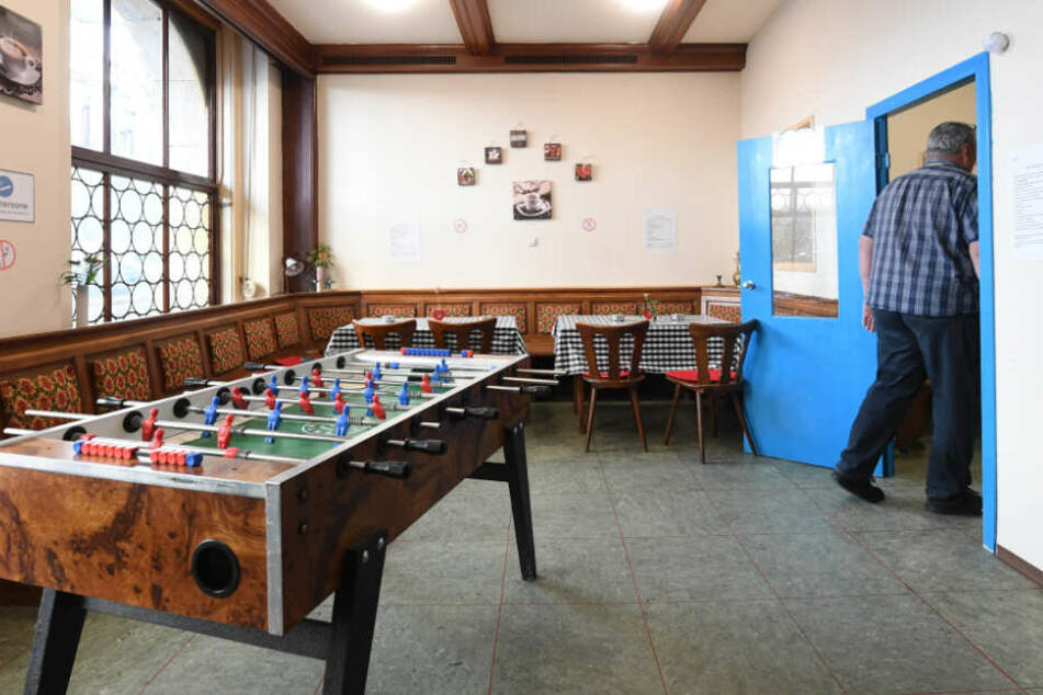 """Im vergangenen Jahr hat in Karlsruhe bereits ein Trinkraum (""""Alkohol akzeptierender Aufenthaltsraum"""") eröffnet."""