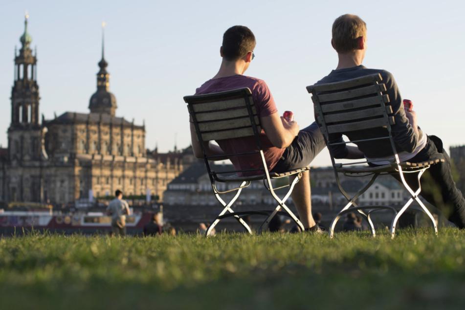 Dresden schrumpft erstmals seit Jahren: Wer flieht aus der Stadt?