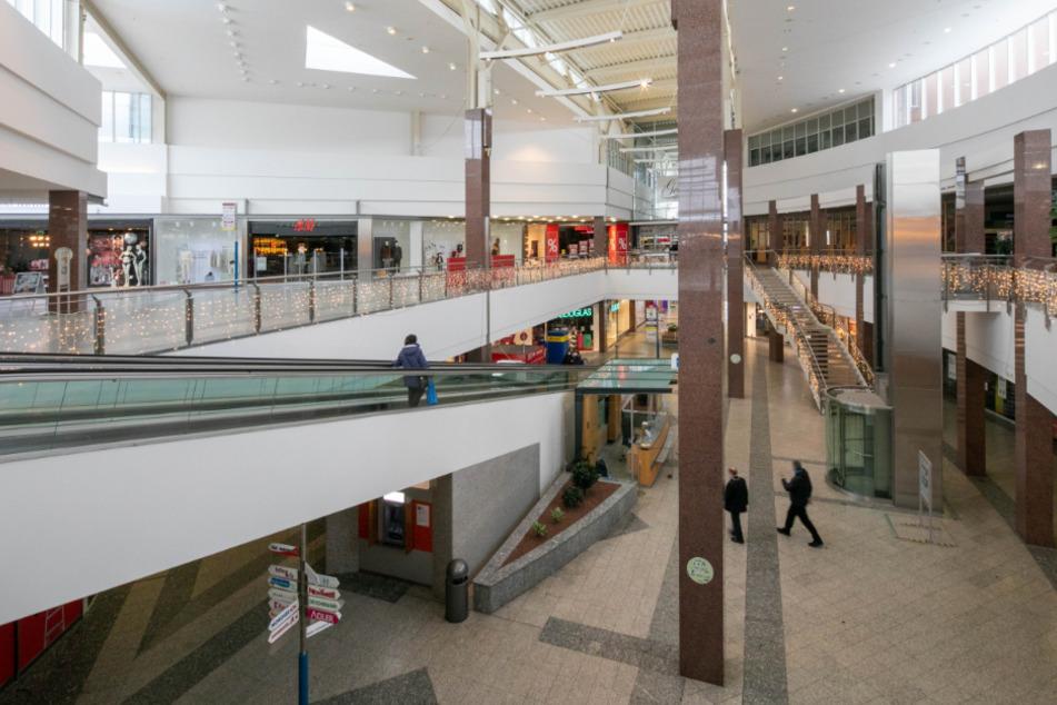 So sieht der Kaufpark Nickern von innen aus.