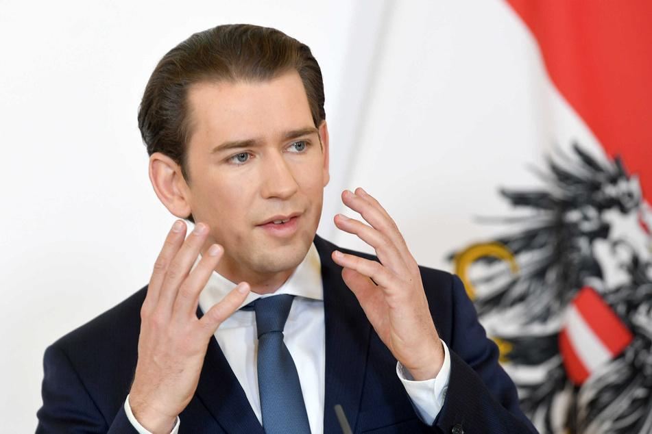 Die österreichische Regierung hat schon eine Maskenpflicht angekündigt. (Symbolbild)