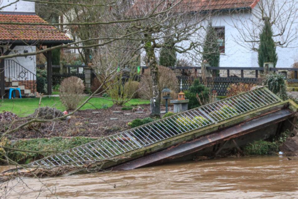 36 Stunden Dauerregen: Entwarnung für Hochwasser in Nordbayern?