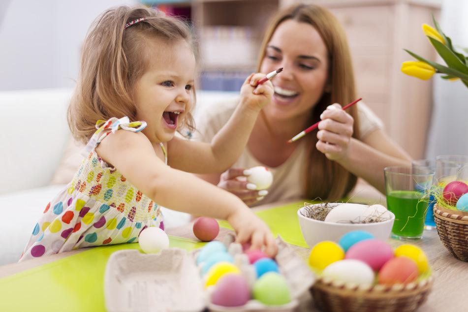 Ostern kann entspannt werden. (Symbolbild)