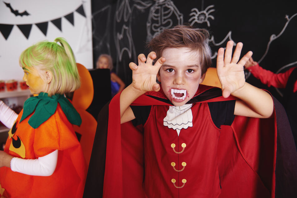 "Kinder sollen an Halloween auf ""Süßes oder Saures"" verzichten"