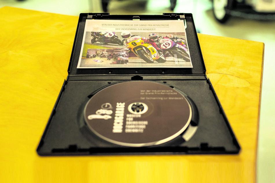 Interessierte können die Dokumentation über den Sachsenring als CD für 7,90 Euro erwerben.
