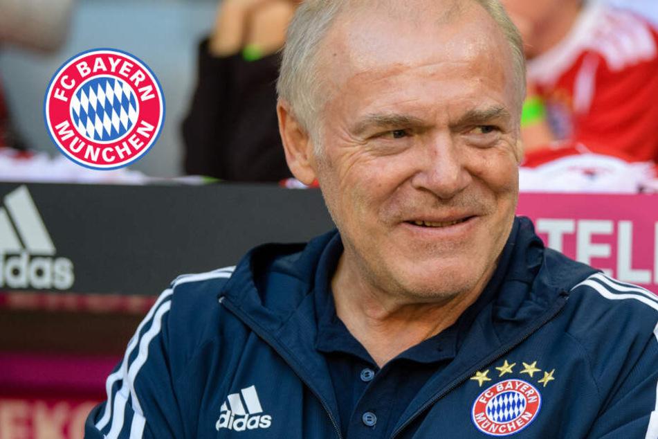 FC Bayern hat einen neuen Co-Trainer: Hermann Gerland kehrt zurück!
