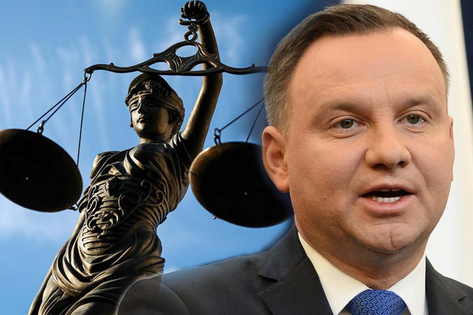 Schon wieder Zoff: Will Polen unbequeme Richter loswerden?