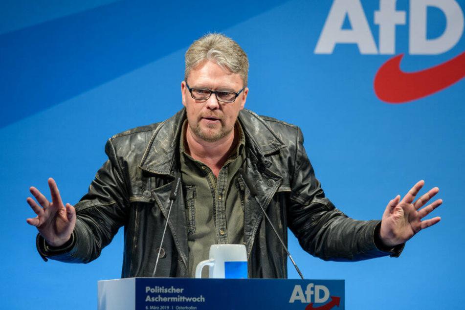 Guido Reil ist wie Jörg Meuthen Europakandidat der AfD.
