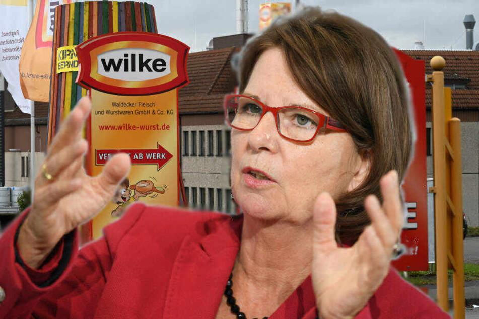 Nach Wilke-Skandal: Hinz will Lebensmittel strenger überwachen