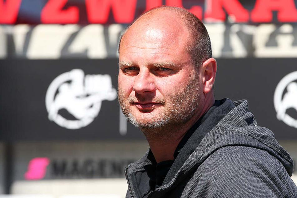 FSV-Urgestein David Wagner begann bei Zwickau, als der Verein in der Oberliga wirtschaftlich mit dem Rücken zur Wand stand.