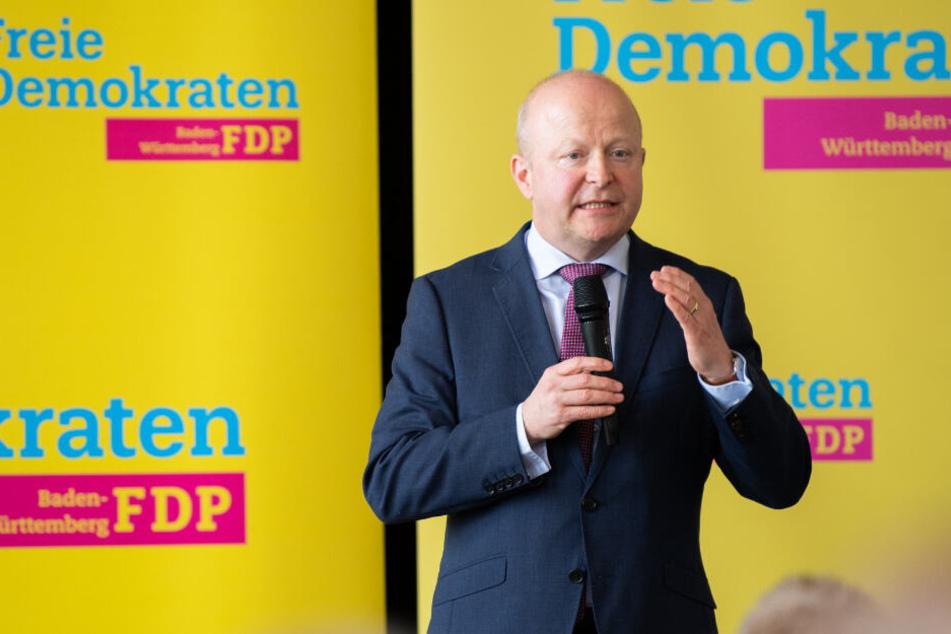 Michael Theurer (53, FDP).