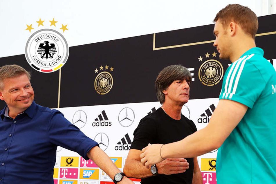 Manuel Neuer verrät: So haben die aussortierten Spieler reagiert