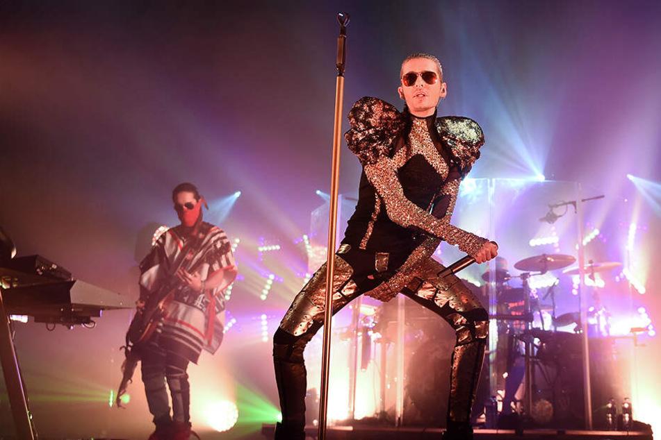 Tokio Hotel gehen 2019 wieder auf große Tournee.