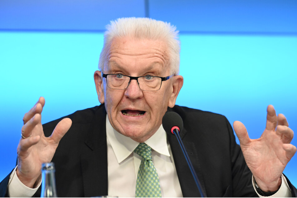 Baden-Württembergs Ministerpräsident Winfried Kretschmann (73, Grüne) kennen 92 Prozent aller Befragten.