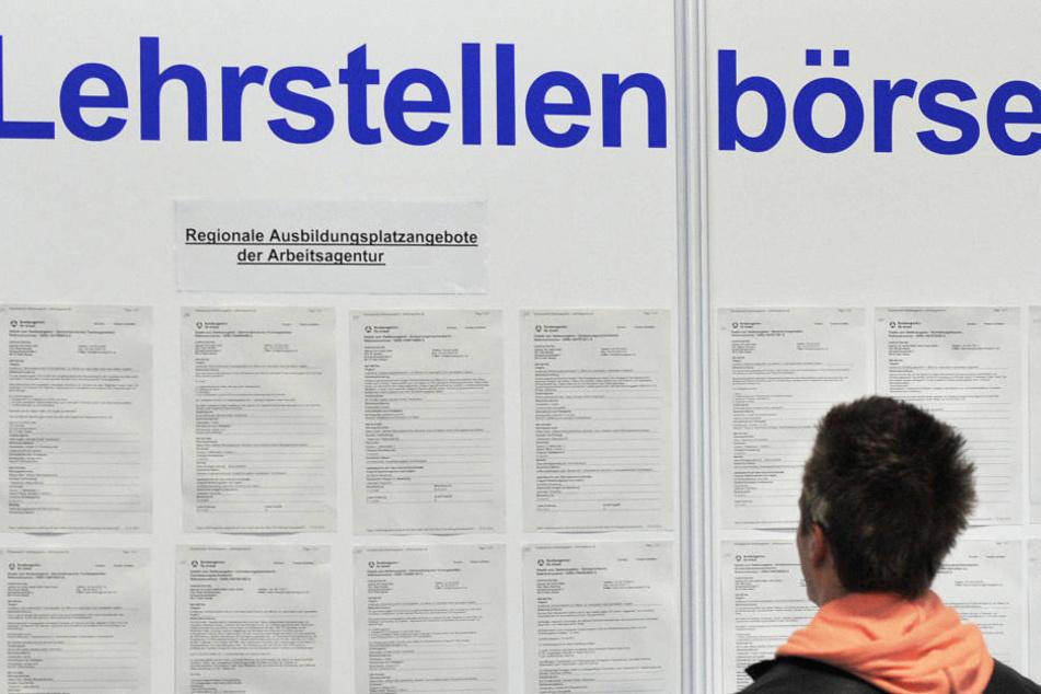 Noch rund 300 Bewerber suchen einen Ausbildungsplatz. (Symbolbild)