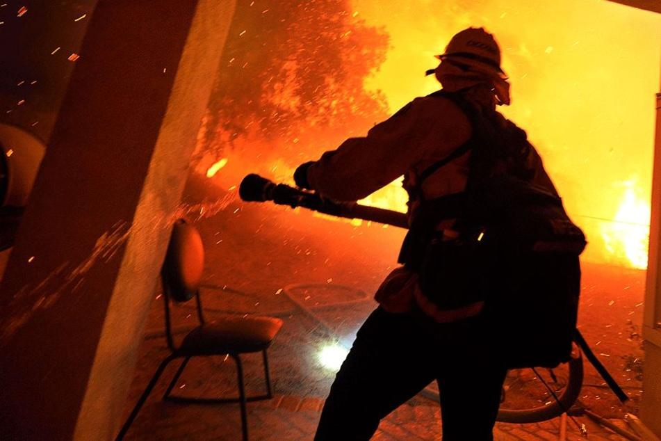 Mann begeht Feuer-Angriff auf Kindergarten und tötet vier Kinder