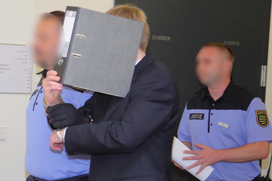 Der Student Steffen V. (32) musste sich am Mittwoch wegen versuchten Totschlags verantworten.
