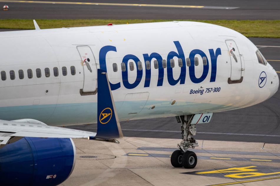 Nach Pleite von Thomas Cook: EU-Kommission genehmigt Überbrückungskredit für Condor