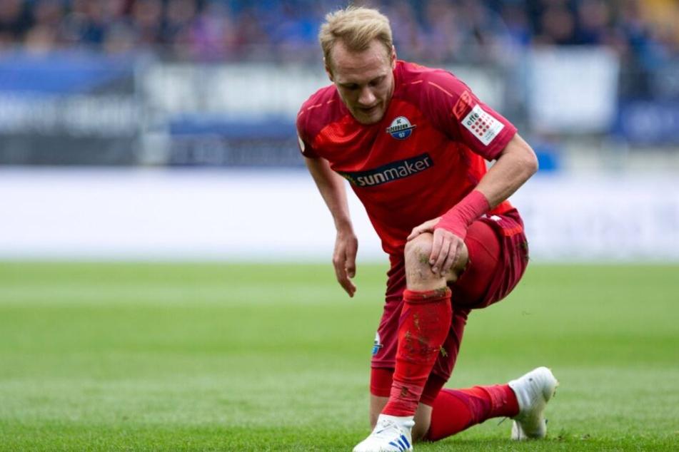 Einen steilen Aufstieg mit dem SC Paderborn hat Ben Zolinski hinter sich.