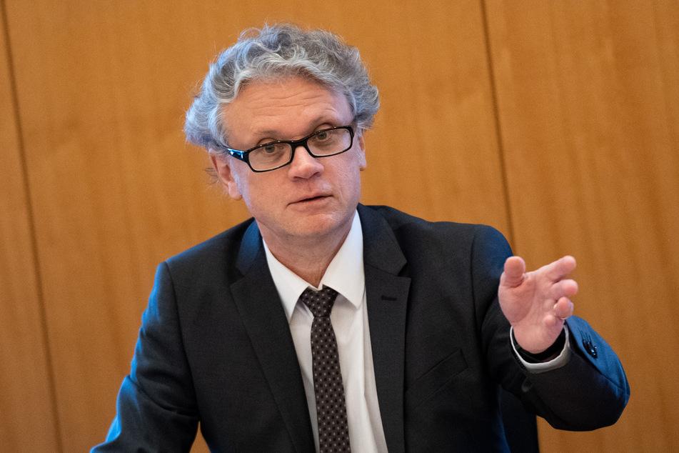 Johannes Caspar, Hamburgischer Beauftragter für Datenschutz.