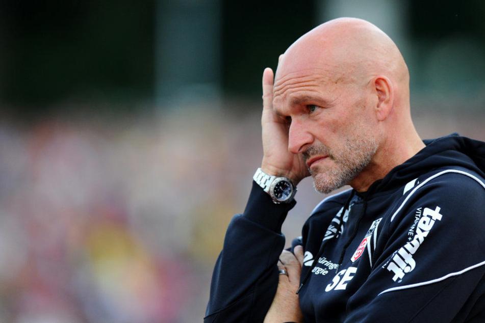 Neuer Nachfolger von Bergner könnte Ex-Trainer Stefan Emmerling werden.