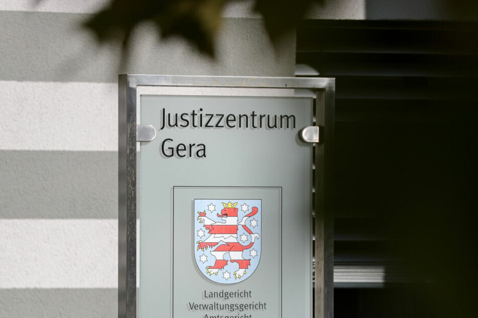 Vor dem Landgericht in Gera wird der Fall verhandelt.